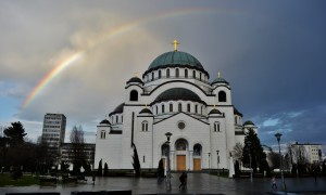 La Serbia ortodossa si riconosce a San Sava