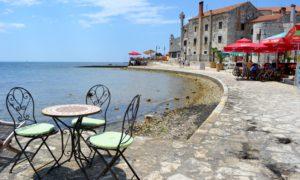 Umago, porta della costa croata