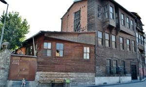 Le case di legno ottomane a Zeyrek