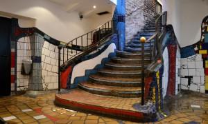 Le case colorate di Vienna: l'architettura secondo natura di Hundertwasser