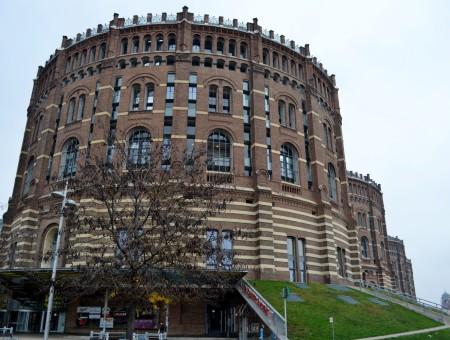 Vienna originale: alla scoperta di Gasometer city