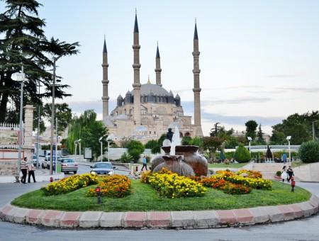 Edirne, una giornata nella Turchia di confine