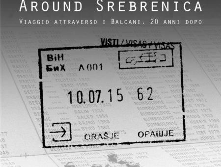 Around Srebrenica: dalla mostra al libro