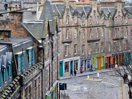 Dieci scorci indimenticabili di Edimburgo