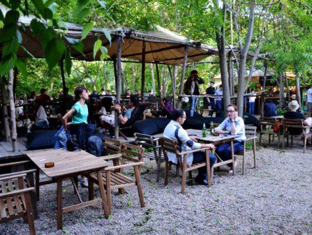 7 Garden Bar di Bucarest da provare
