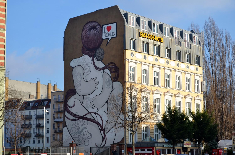 I Piu Bei Murales.East Side Gallery La Storia A Colpi Di Spray Ritagli Di Viaggio