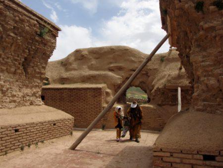In Iran, alla scoperta del Trono di Salomone