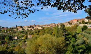Città della Pieve, 5 cose da fare nel borgo umbro dello zafferano