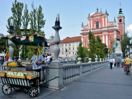 Weekend a Lubiana: cosa vedere nella capitale slovena