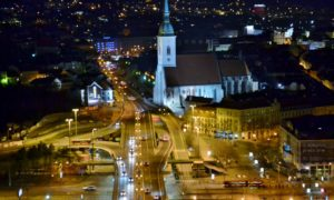 Bratislava dall'alto: quattro punti imperdibili da cui ammirare la capitale slovacca