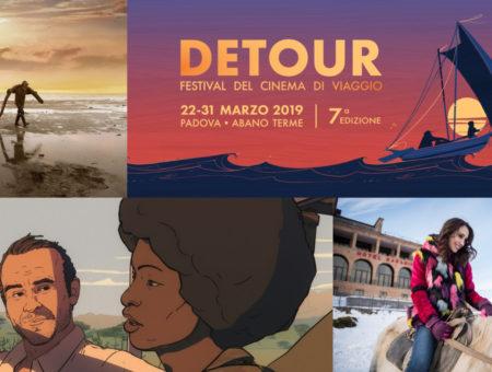 Il cinema racconta il viaggio: torna il festival Detour con tante novità