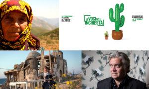 I luoghi reali e difficili nei viaggi del festival Le Voci dell'Inchiesta