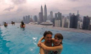 Dove dormire in Malesia tra hotel con piscine a sfioro e guest house